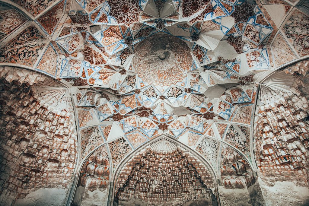 uzbekistan ceiling details architecture