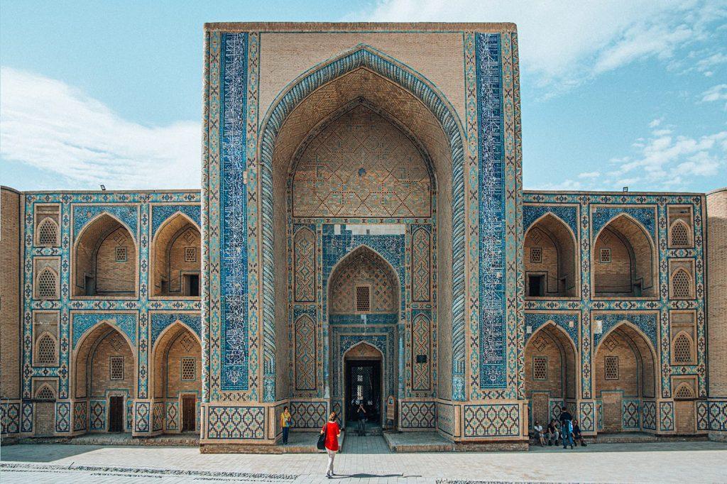 uzbekistan ulugh beg madrasah