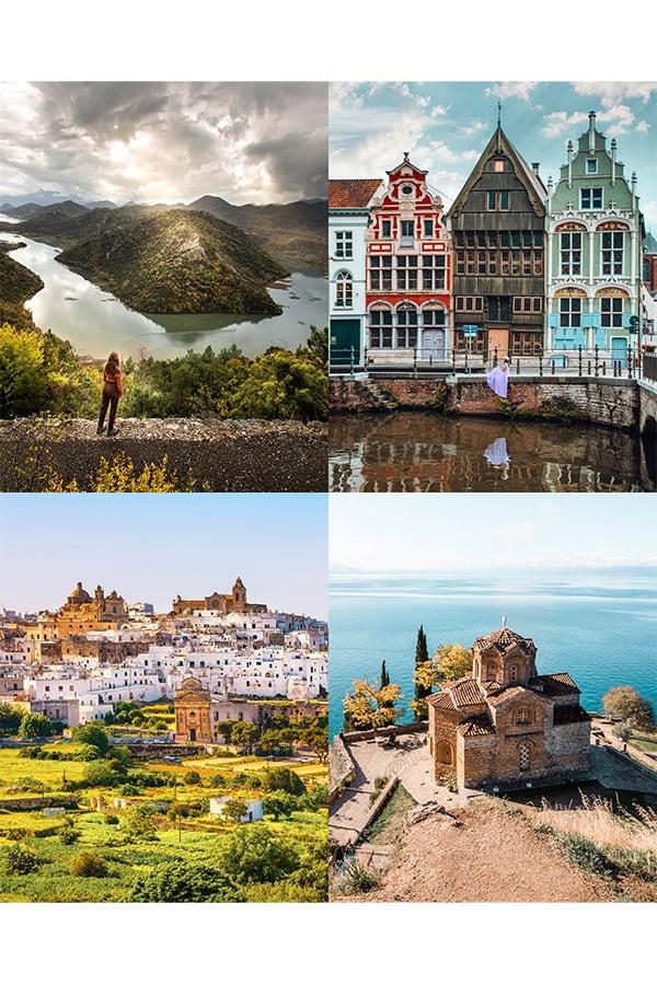 the best hidden gems in europe
