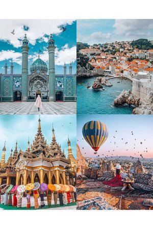 Dream Destinations Around the World