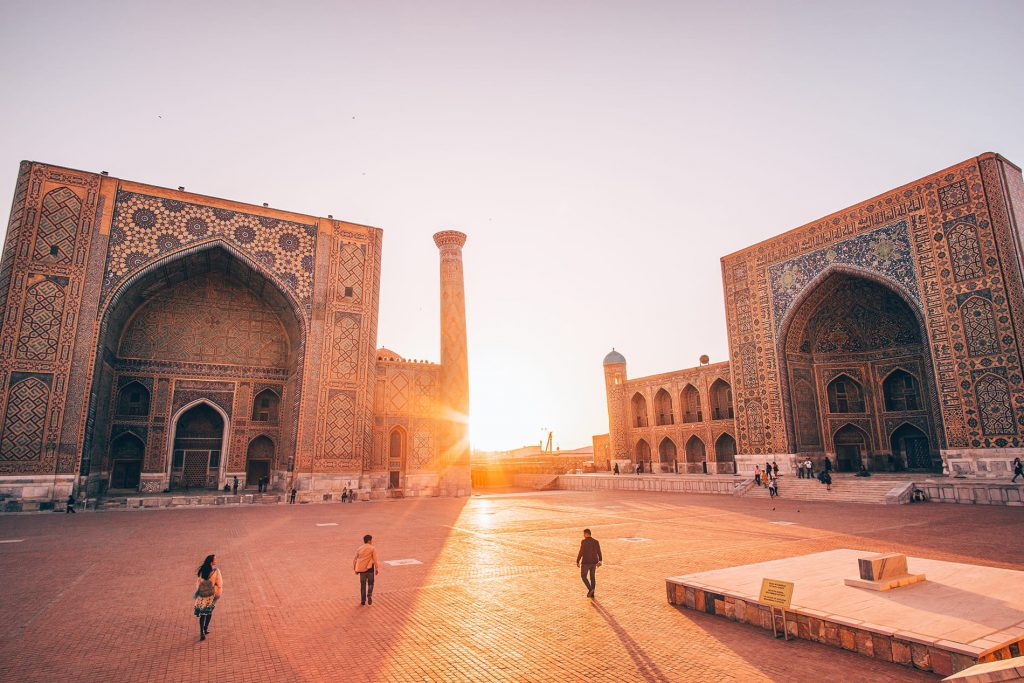 registan one of the top things to do in samarkand uzbekistan