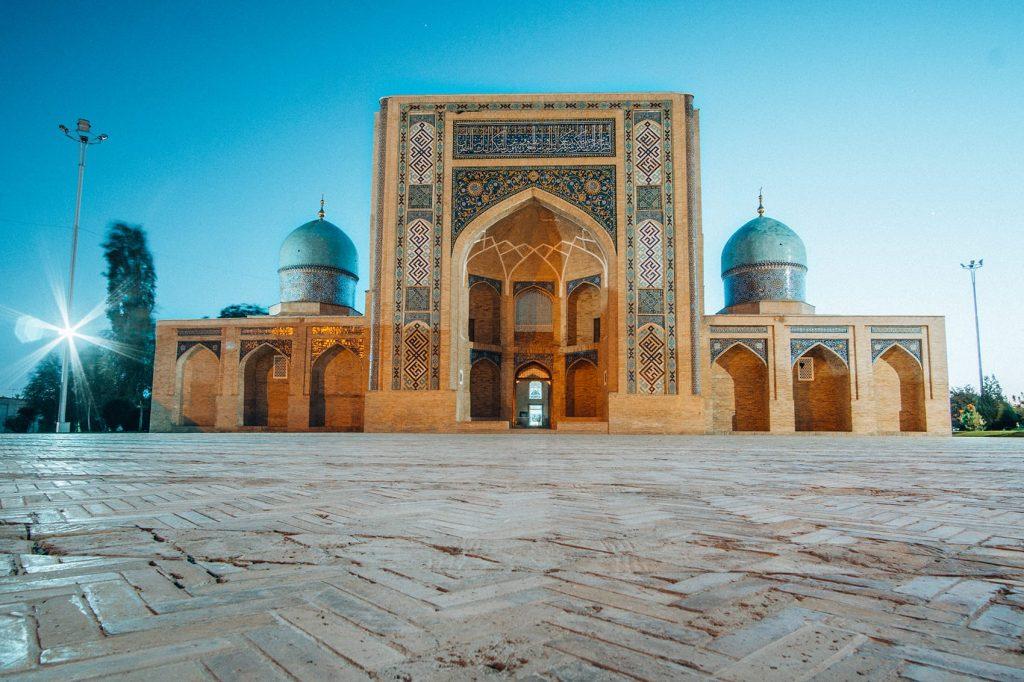a madrasah in tashkent uzbekistan