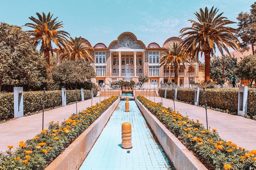 Eram Garden in Shiraz, Iran