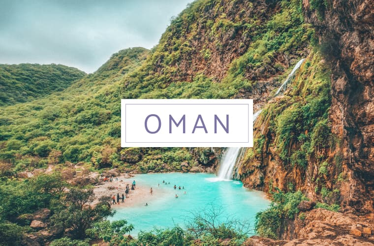 The Diary of a Nomad Oman