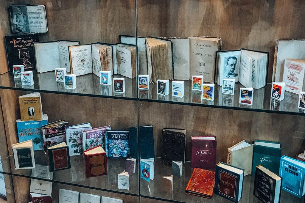 The Museum of Miniature Books in Baku, Azerbaijan