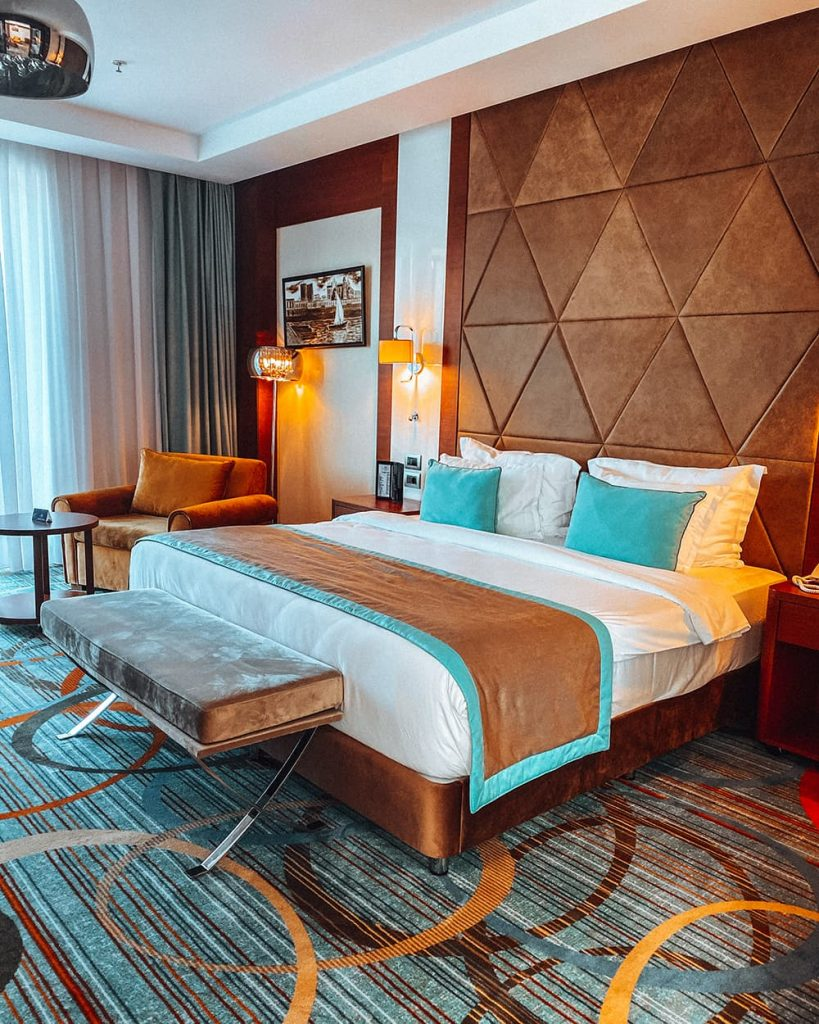 Winter Park Hotel in Baku, Azerbaijan