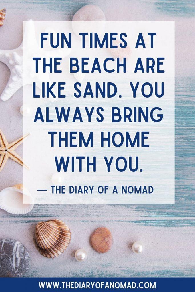 Original Beachy Quotes