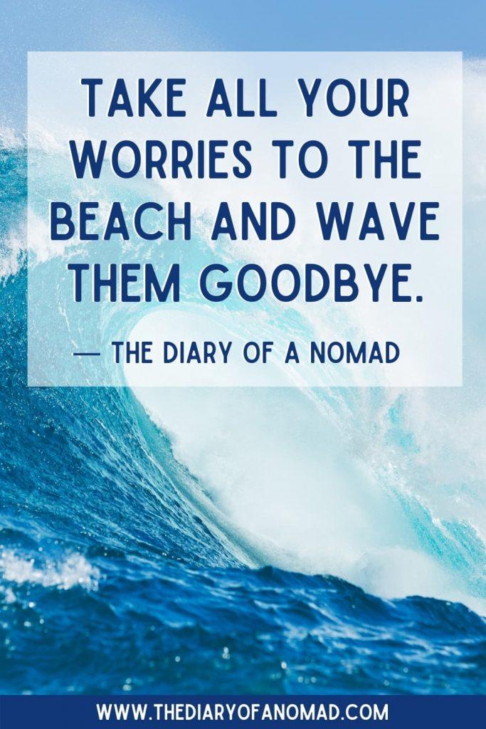 Original Life On The Beach Quotes