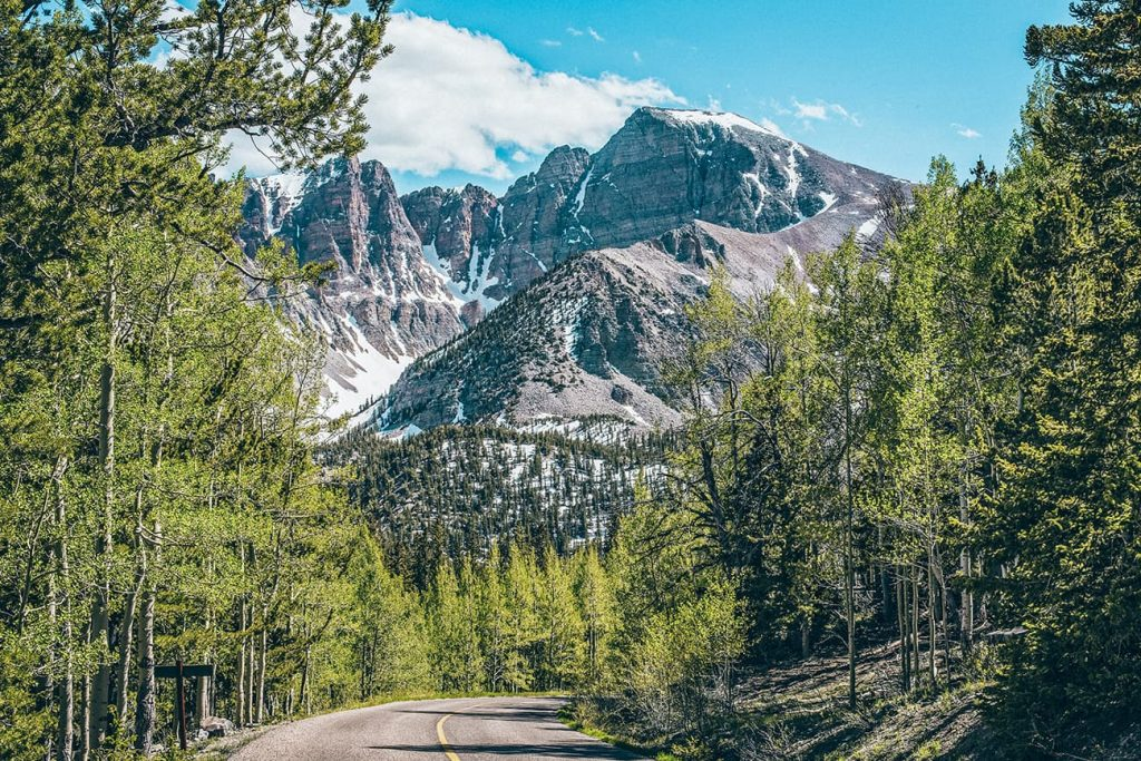 Great Basin National Park in Nevada, USA