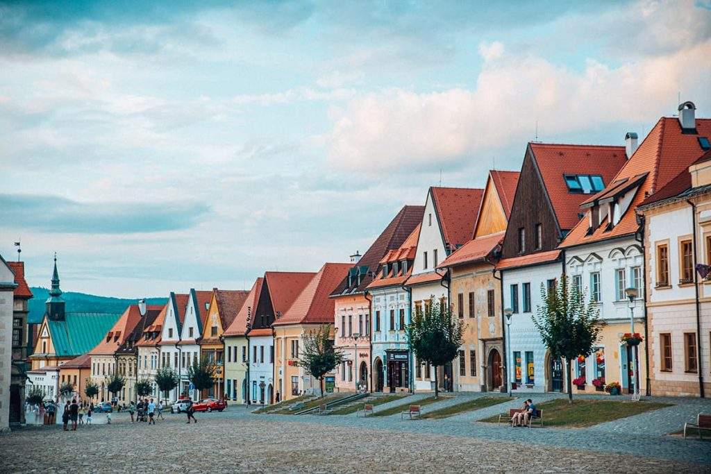 Where to Visit in Slovakia: The Medieval Buildings in Bardejov