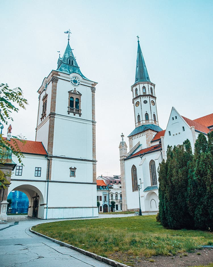 What to Visit in Slovakia: The City of Levoca