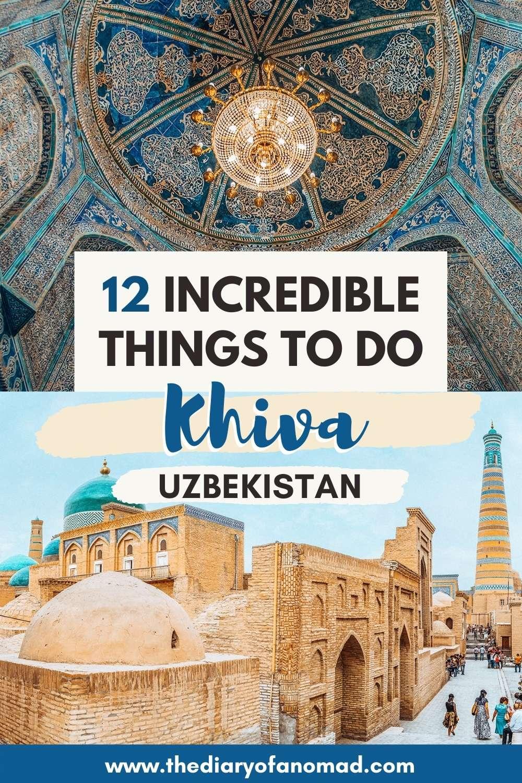 Uzbekistan travel inspiration, Khiva Uzbekistan photographs, Uzbekistan travel, Uzbekistan food, Uzbekistan photography, Central Asia, Khiva architecture, Khiva photography, things to do in Uzbekistan, Silk Road